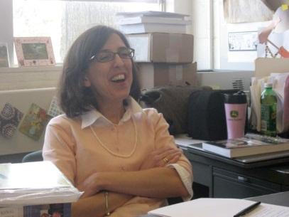 Kimberly Bergendahl, Ph.D.