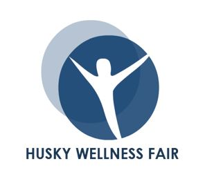 Husky Wellness Fair logo